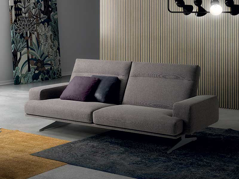 divano slim arredamento mobili arredissima