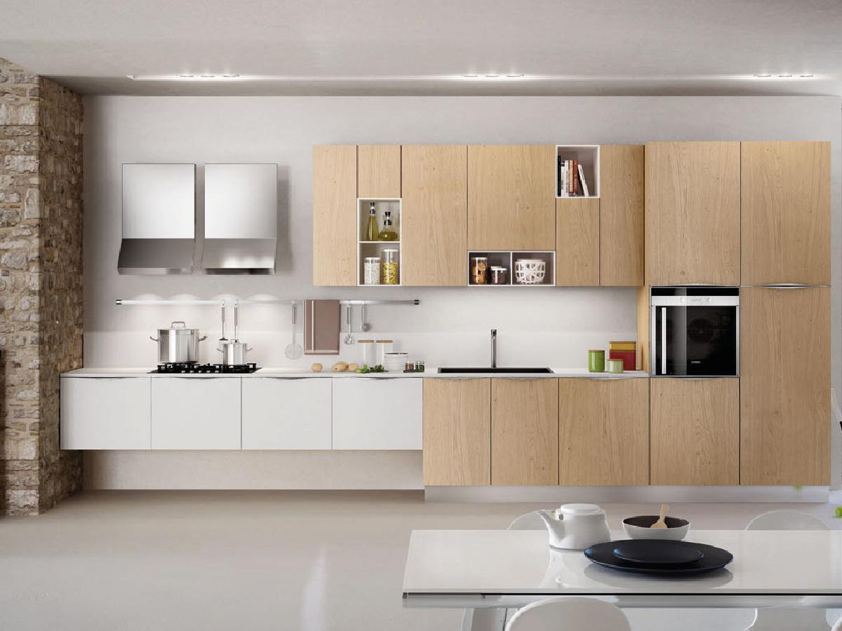 Offerte cucine: cucina lineare in offerta prezzi arredissima