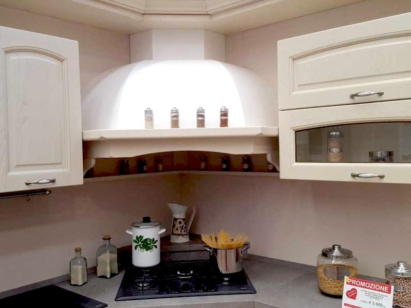 Cucina classica angolare 01   Arredamento Mobili ArredissimA