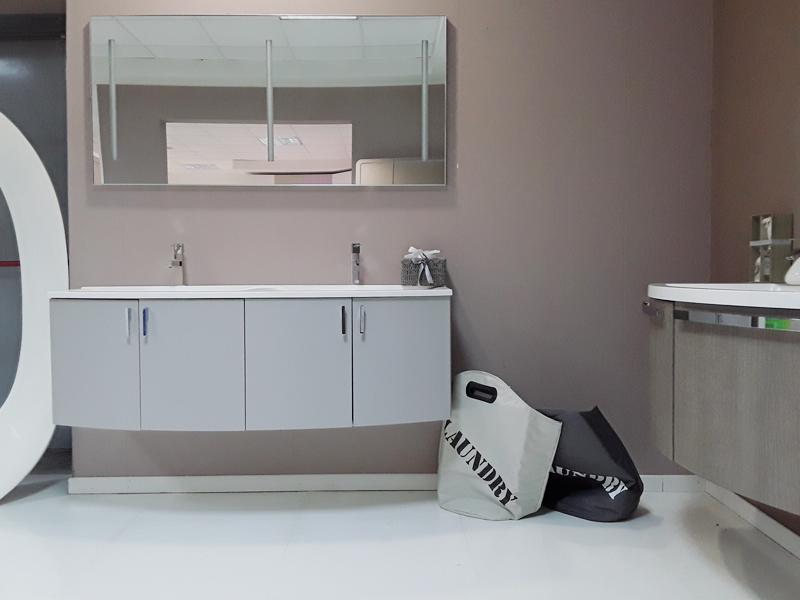 Mobile bagnano completo arredamento mobili arredissima - Arredo bagno corsico ...