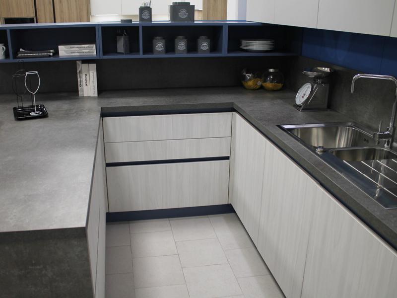 Cucina doppio angolo completa arredamento mobili arredissima - Cucina doppio angolo ...