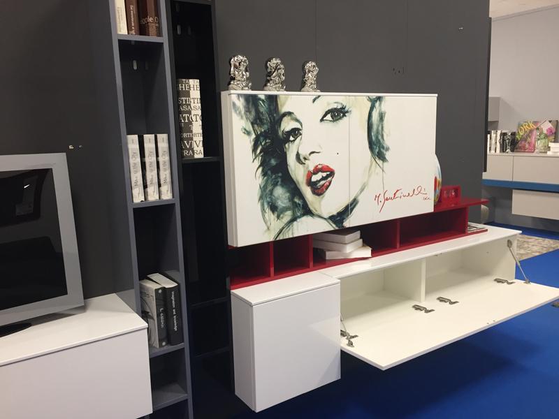 Soggiorno Marilyn Monroe   Arredamento Mobili ArredissimA