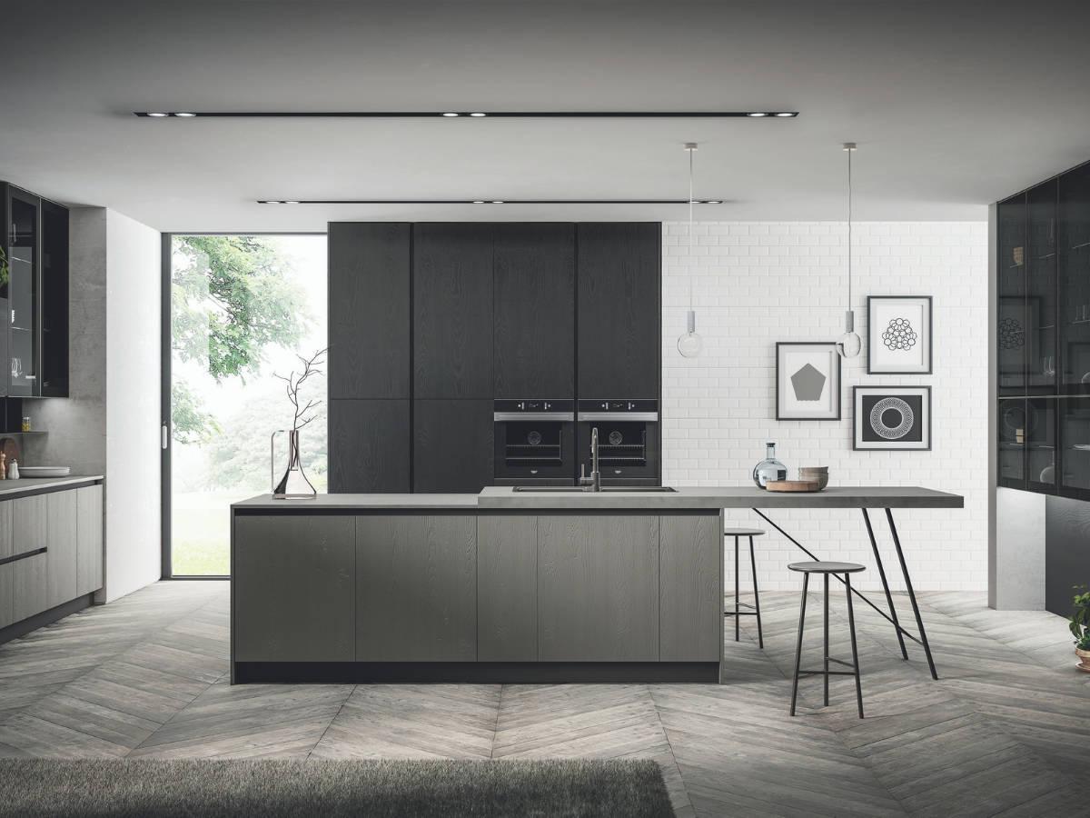 Cucina Moderna A Trieste.Cucina Ultra Moderna Arredamento Mobili Arredamento