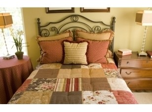CAMERETTE STILE COUNTRY CHIC - Stile Shabby chic per ...