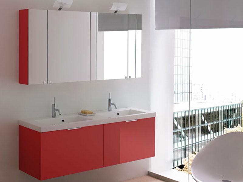 Mobile bagno doppio lavabo ikea fabulous ikea mobile - Mobile bagno rosso ikea ...