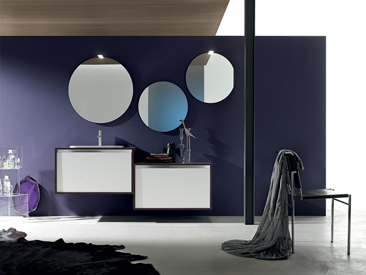 mobili bagno lilla - Parma Arredo Bagno
