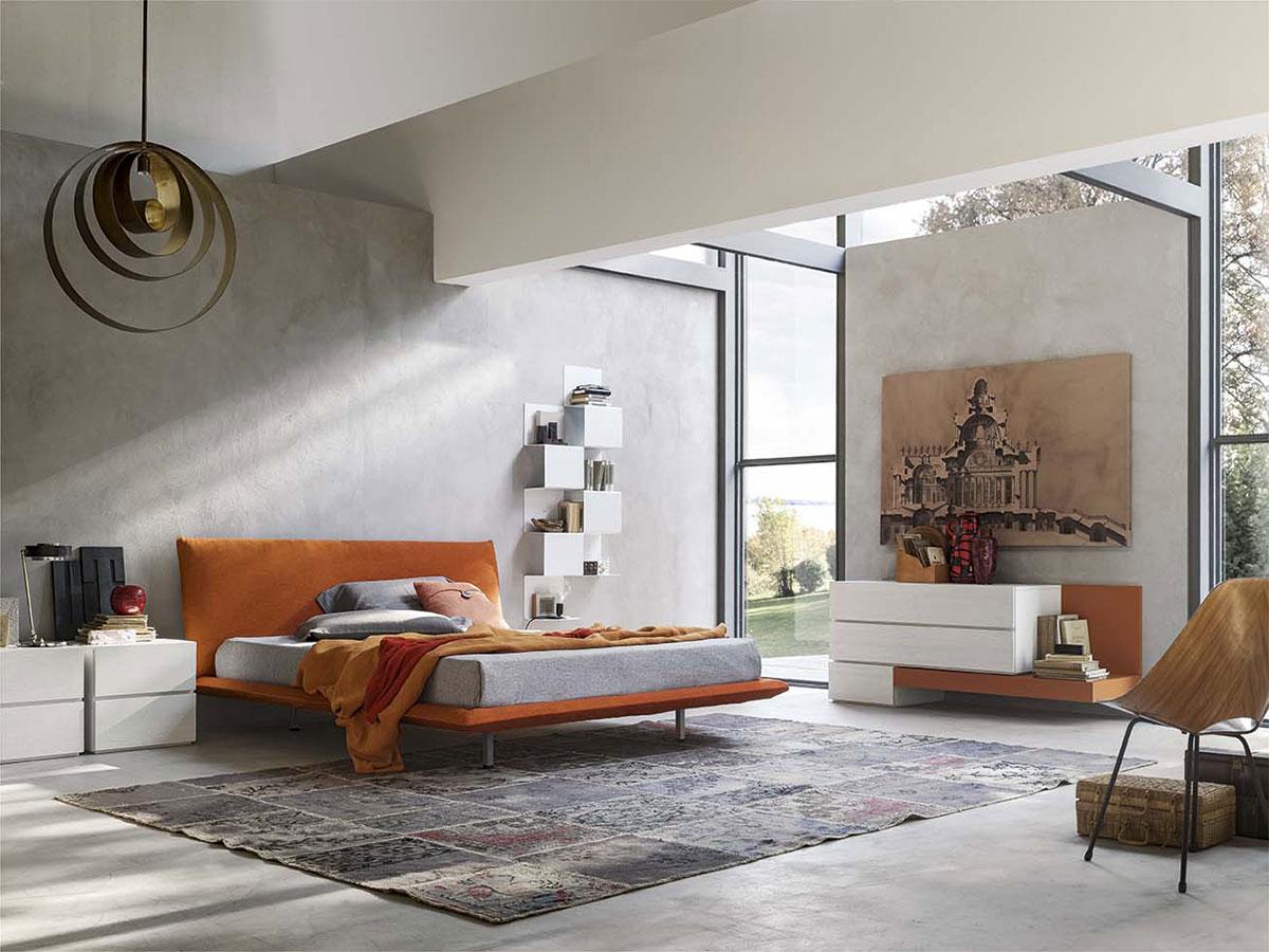 Camere Da Letto Moderne Mantova.Letto Matrimoniale Design Arredamento Mobili Arredissima