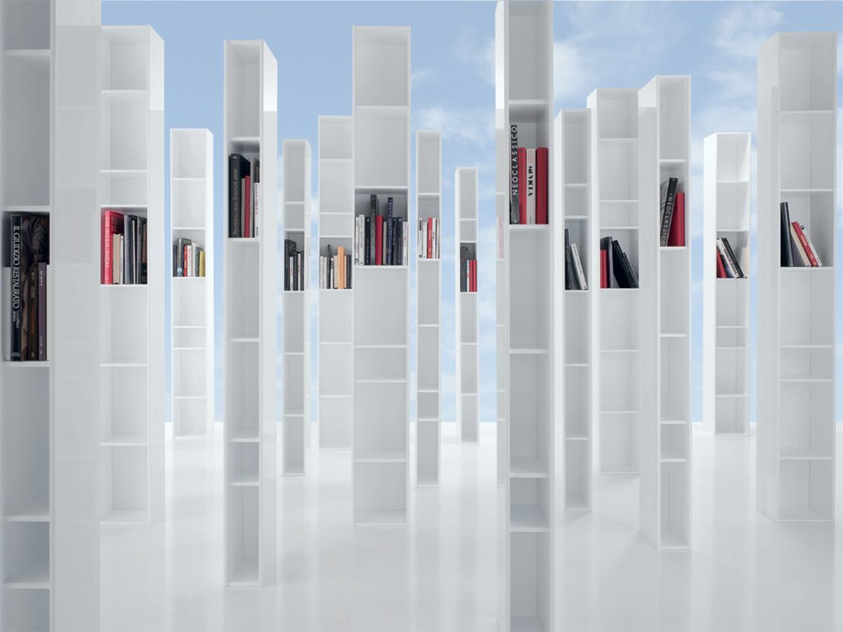 Libreria modulare moderna arredamento mobili arredissima