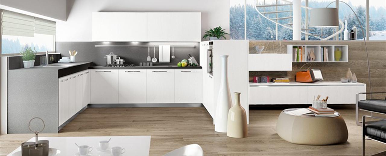 Illuminazione Cucina Ikea Impressionante Arredamento Moderno Cucina ...