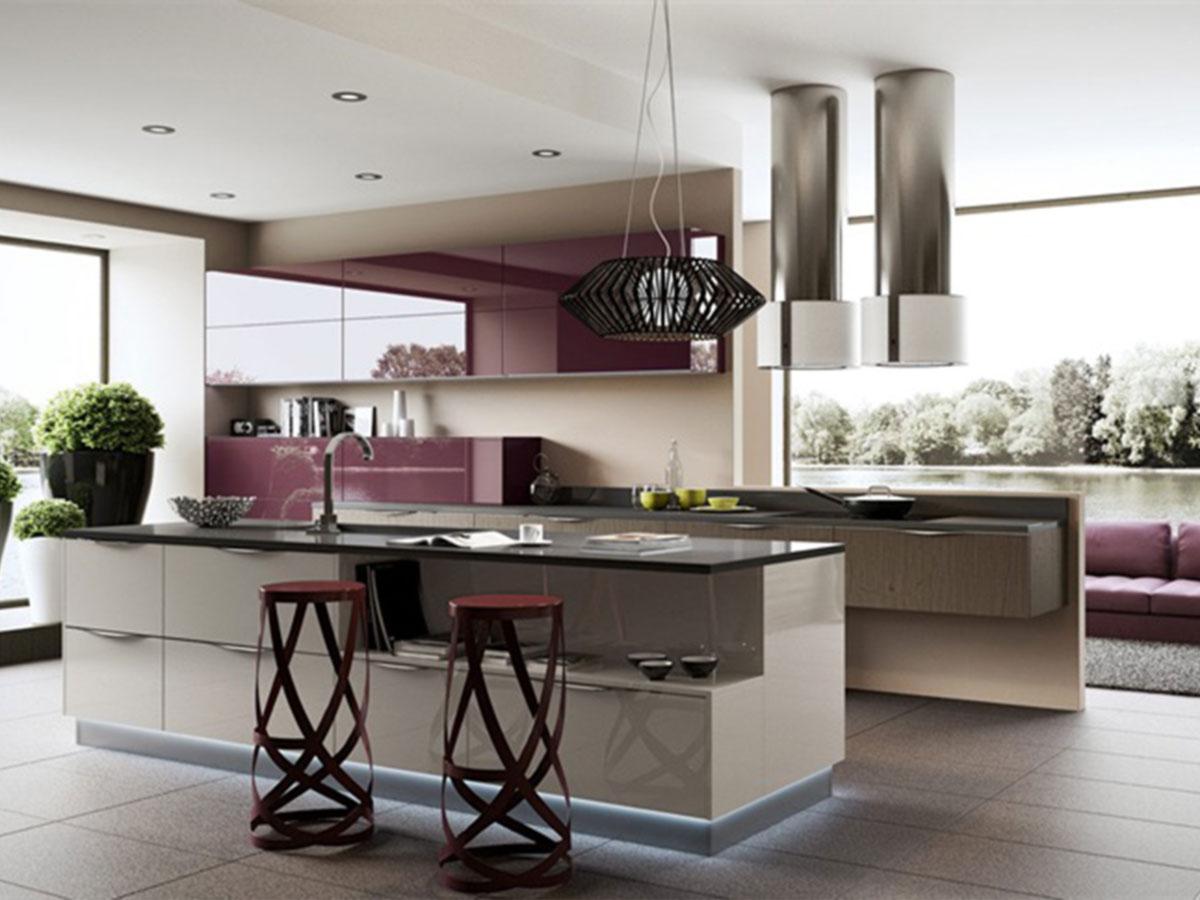 Cucina moderna design arredamento mobili arredamento mobili arredissima - Design cucine moderne ...