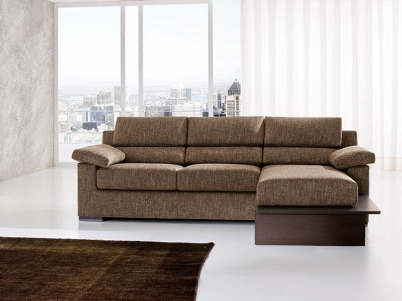 Divano angolare tessuto arredamento salotto - Divano letto angolare divani e divani ...