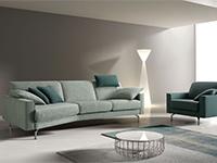 Divano salotto con piedino metallo arredamento mobili for Arredissima prezzi divani