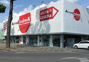 Mobilificio Roma Vendita Mobili Lazio Casilina | Arredissima