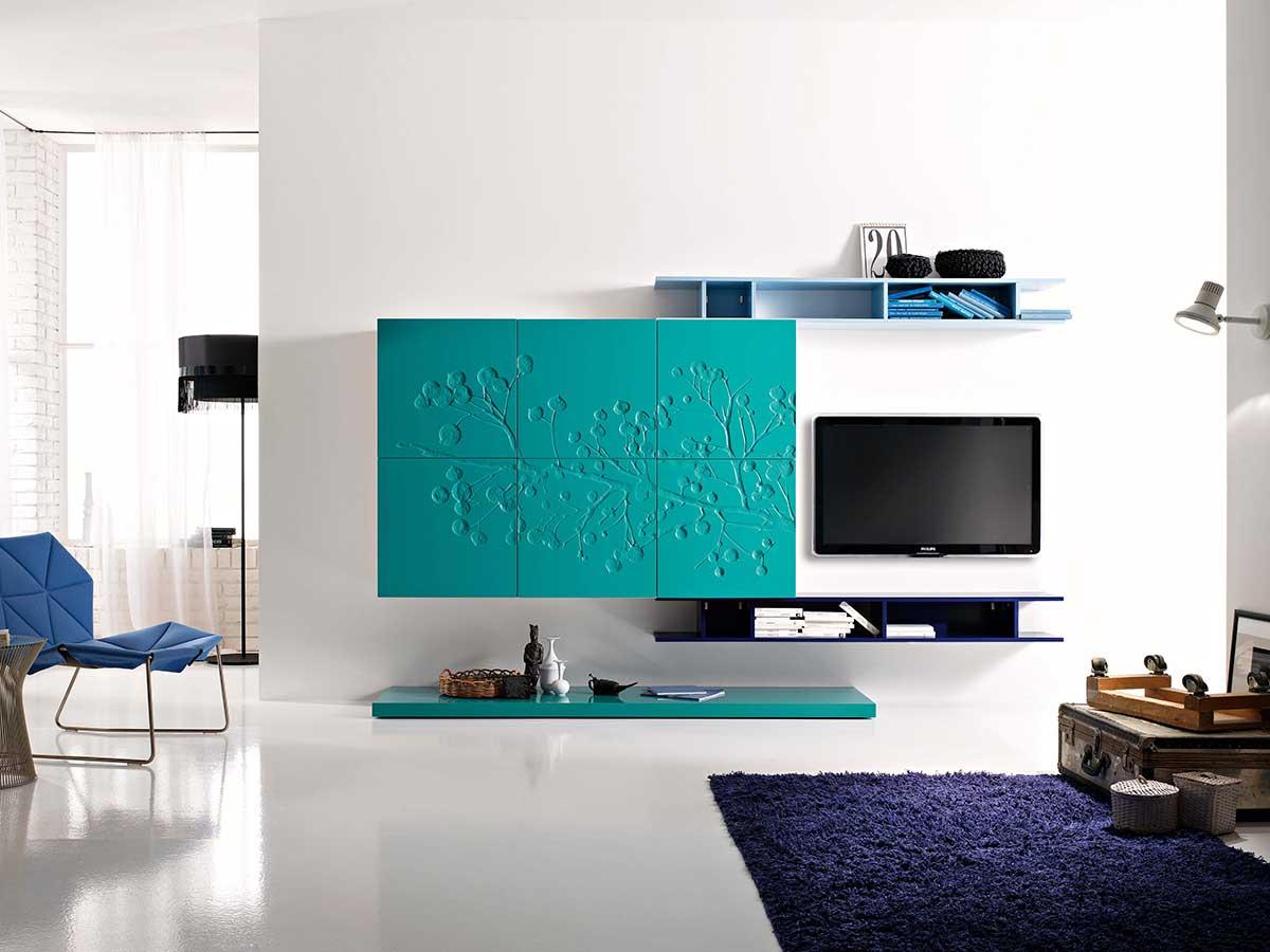 Tv Camera Da Letto: Sangiacomo. Disposizione mobili in camera da letto ...