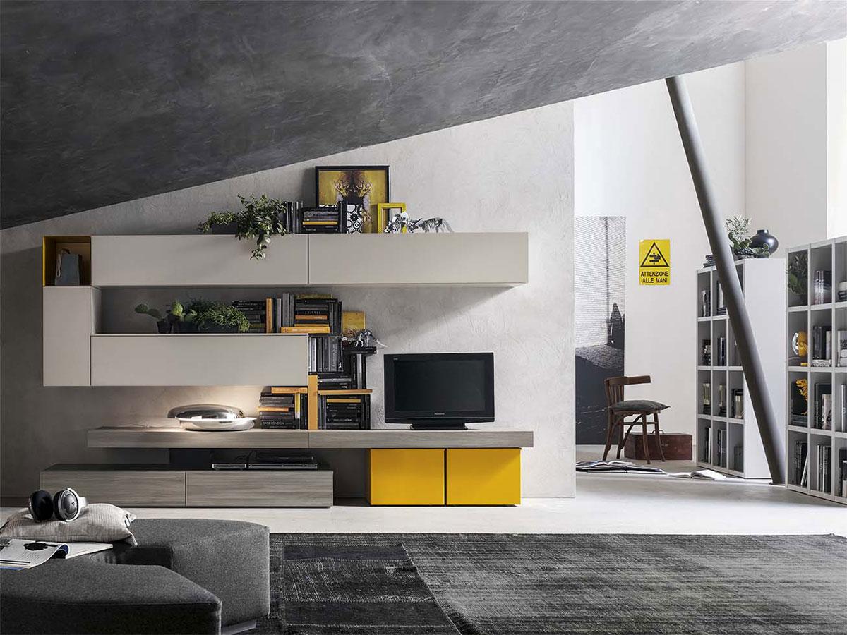 Soggiorno design moderno  Arredamento Mobili