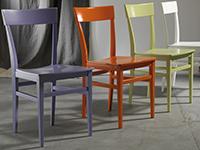 Tavolo allungabile legno bianco, Sedia Faggio Laccato | Arredamento ...