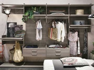 Cabina armadio camera da letto spaziosa arredissima - Cabine armadio ikea catalogo ...