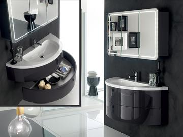 Arredo bagno classico e moderno arredamento mobili for Arredo bagni moderni immagini