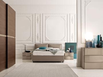 Arredamento camere da letto camera da letto moderna arredo mobili arredissima - Camere da letto veneto ...