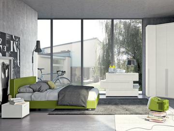Arredamento camere da letto camera da letto moderna for Malvisi arredamenti parma catalogo