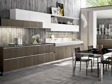 Cucina moderna systemkappa ideare casa of zoccolo casa moderna