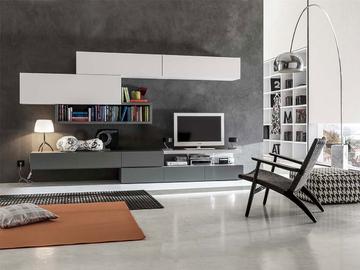 Soggiorni moderni saloni moderni soggiorni arredo for Soggiorni bianchi moderni