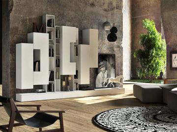 Soggiorni arredo soggiorno arredamento soggiorni moderni for Immagini living moderni