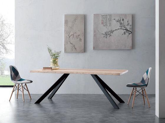 Tavoli E Sedie In Legno Usati.Tavoli Soggiorno Tavoli Sala Da Pranzo Tavoli E Sedie Arredissima